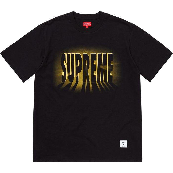現品各色1点限り Tシャツ/ティーシャツ 2色可選  VIP価格 海外発 シュプリームSUPREME 新作購入証明付