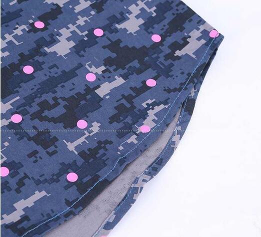 シュプリームx コムデギャルソン supreme comme des garcons shirt 13コレクション 長袖シャツ カモフラ柄 ドット