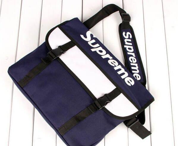上質シュプリーム コピー 激安ナイロンショルダーバッグsupreme17fw通勤 通学 旅行バッグ多色可選