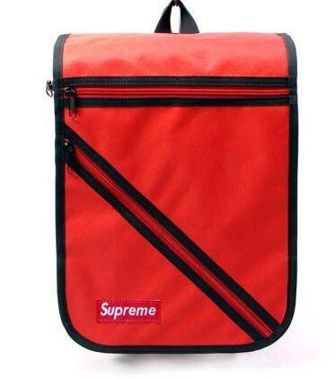 SUPREME バックパック 黒 ネイビー 青 レッド 紫 5色 数量限定爆買いシュプリーム リュック メンズ レディース用.