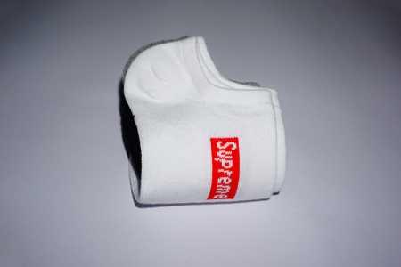 サラサラ感シュプリーム コピー 代引きカバーソックスsupremeオンライン靴下浅い履きボックスロゴグレー3色可選