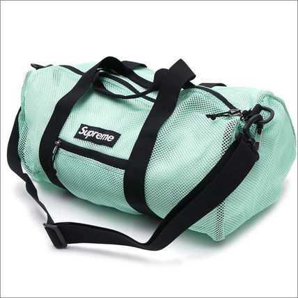 お得限定セール シュプリーム 偽物 ショルダーバッグ supreme mesh duffle bag ボストンバッグ メッシュ メンズ レディース用 5色.
