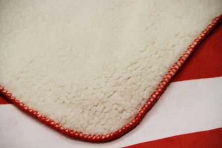 上流階級の雰囲気SUPREME copy ブランケットふわふわシュプリームボックスロゴ毛布レッド