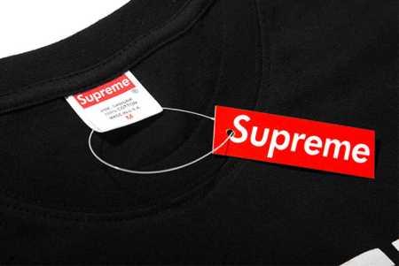 赤字超特価大人気なシュプリーム 偽物 男性 半袖tシャツ supreme 白 黒 2色 カジュアル 夏服 上品 コットン.