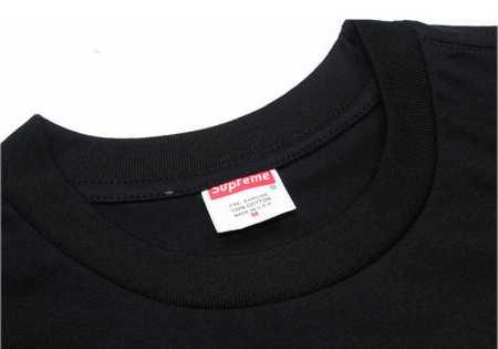 SUPREME シュプリーム 偽物 メンズ 半袖 髑髏 骨 プリント コットン 20周年記念ボックスロゴtシャツ 白 黒 2色.