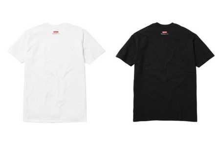 大好評シュプリームTシャツコピープリントTシャツSUPREME17SS半袖Tシャツインナートップス2色可選