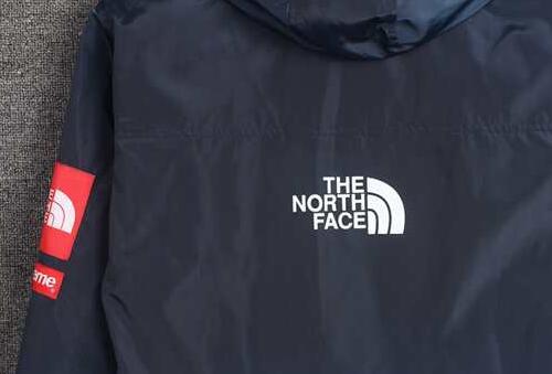 クールシュプリームザノースフェイスコラボマウンテンパーカーSUPREME×THE north faceジャケット防水加工アウター