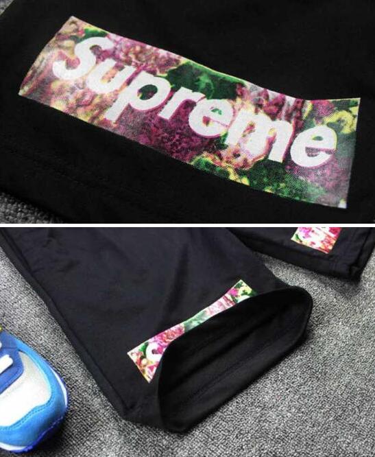 快適なカジュアルSUPREME シュプリーム コピー ショートパンツ メンズ 花柄supremeロゴ お洒落なハーフパンツ 人気新作登場