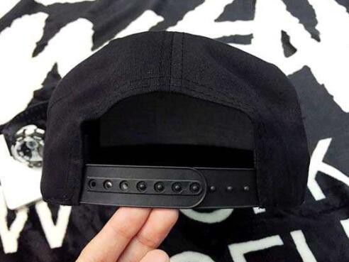 STUSSY シュプリーム刺繍ロゴキャップ supreme box logo 帽子 アウトドアスポーツブラック