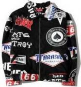 SUPREME(シュプリーム) x Thrasher(スラッシャー) Work Jacket(ワークジャケット)  TAN 230-000888-056+ 爆買い人気 秋冬メンズコート.
