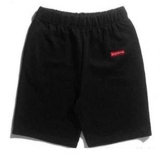 SUPREME シュプリーム 偽 Small Box Logo Sweatpant スモールボックスロゴ スウェッパンツ ブラック グレー ショートパンツ