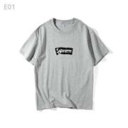 17SS シュプリーム SUPREME/COMME des GARCONS box logo tee ボックスロゴ ホワイト Tシャツ コムデギャルソン 多色
