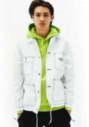 大得価 シュプリーム ニューヨーク SUPREME x NEW YORK 17AW メンズ ナイロンデニムトラッカージャケット 3色.