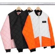 数量限定低価 Adrianne Ho シュプリーム 偽物 オレンジ ピンク ブラック 3色 SUPREME レディース ダウンジャケット.