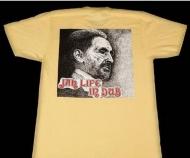 2016ss シュプリーム SUPREMEx Barrington Levy バーリントン・リーヴィ 半袖 イエロー Jah Life In Dub Tee Tシャツ