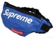 激安大特価最新作 ブルー SUPREME ボックスロゴ シュプリーム ショルダーバッグ メンズ レディース用 キャンバスバッグ.