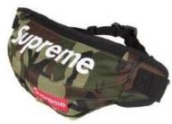 SUPREME ショルダーバッグ メンズ 肩掛け 斜めがけ カジュアル シュプリーム ニューエラ 帆布バッグ 出張 通勤 通学.