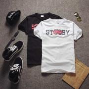 白 黒 2色 シュプリーム SUPREME 半袖 Tシャツ カジュアル 品質保証お買い得 男女兼用 コットン 素材.