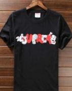 新作入荷定番人気 SUPREME ホワイト ブラック グレー シュプリーム 偽物 スラッシャー Tシャツ 半袖 バックプリント.