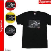 シュプリーム SUPREME Bruce Lee Enter The Dragon Tee プリント半袖 Tシャツ 赤、イエロー、ブラック3色選択.