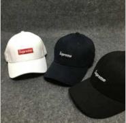 18ss春夏 シュプリーム SUPREME 帽子 偽物 box logo ボックスロゴ ブラック、ホワイト、ダークブルー3色選択 .