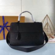 人気 SUPREME シュプリーム ルイヴィトン コピー バッグ 黒、赤2色 本革 モデル愛用 レディース鞄.