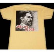 シュプリーム SUPREME コピー ョートスリーブ Tシャツ メンズ コットン生地 イエロー ストリート クルーネック.