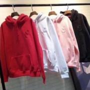 SUPREME 偽物 パーカー シュプリーム S Logo ブラック、レッド、白、ピンク4色選択 コットン 男女兼用.