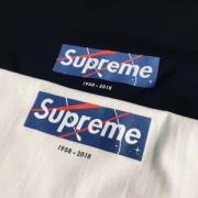 2018春夏 シュプリーム x ナサ 半袖TシャツSUPREME ボックスロゴ プリント クールネックカットソー3色可選