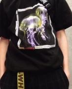 Supreme シュプリーム Tシャツ サイズ感 クラゲ メンズ コピー 定価 通販 ブラックホワイト 2色可選