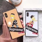 新品SALE展開 Supreme iphone7ケース 偽物 ファション 個性 漫画キャラクター シュプリーム スマホケース 2018夏季新作 日本未入荷