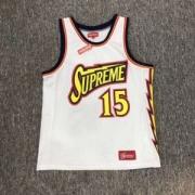 【新商品】ファション Supreme Bolt Basketball Jersey限定セール2018お得好評品 タンクトップ シュプリーム 人気