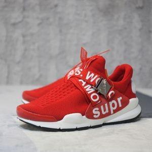 日本未入荷!シュプリーム スニーカー 偽物 ファション Supreme新作 靴 人気が高く素敵 個性的 高品質 赤色