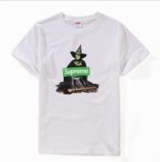 一流の仕立て!半袖Supremeクラシック シュプリームbox logo人気RIPNDIP Lord Alien Tシャツ 個性的 グレー ホワイト