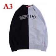 大ヒット 多色選択可  Supreme Split Crewneck Sweatshirt 格好良い人気定番 プルオーバーパーカー 人気新品*超特価