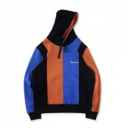 Supreme 18FW Tricolor Hooded Sweatshirt大人っぽい雰囲気3色選択可 パーカー 定番デザイン