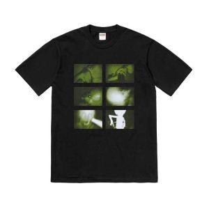 即発送 2019春夏新作定番 シュプリームSUPREME限定生産品 Tシャツ/ティーシャツ 2019年夏 オススメ新作 2色可選