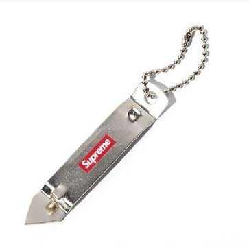 高級で便利シュプリーム 通販 偽物キーホルダーナイフsupremeキーリングポケットミニナイフ小物
