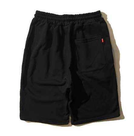 15春夏 supreme x jordan ジョーダン シュプリーム sweatpant スウェッパンツ ショートパンツ ブラック グレー