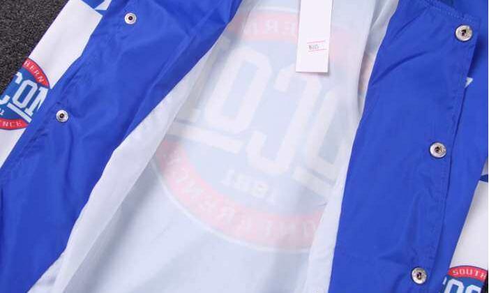 超激得高品質なstay fresh - supreme style + nike ビーイング スタジアム ジャンパー ワッペン ナイロン ボタン メンズジャケット.
