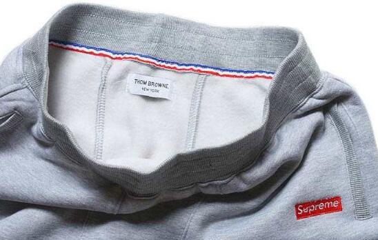 SUPREME シュプリーム ボックスロゴ 偽物 スウェットパンツ 春夏 box logo グレー ブラック コットン スポーツパンツ