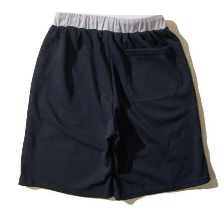 SUPREME シュプリーム スウェットパンツ メンズ 人気ブランド ショートパンツ ブラック グレー コットン シンプル