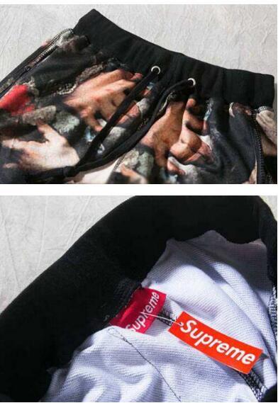 シュプリーム supreme x undercover sweatshorts アンダーカバースウェットショーツ 15ss ブラックショートパンツ
