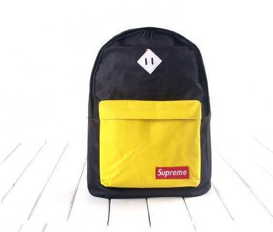 最安値品質保証 17ss シュプリーム 偽物 通販 リュック supreme バックパック 6色 男女兼用.