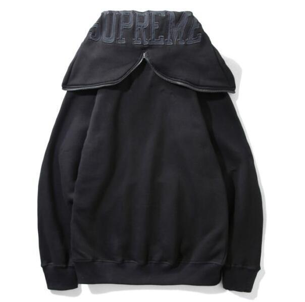 最安値品質保証なシュプリーム パーカー レディース メンズ 兼用 supreme 灰色 黒色 緑3色 ウェット パーカー.