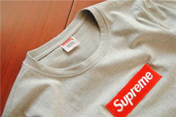 シュプリーム ボックスロゴ supreme boxlogo tee tシャツ ショートスリーブ 多色選択 男女兼用 コットン.
