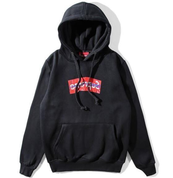 シュプリーム パーカー ボックスロゴ supreme box logo ブラック、ホワイト、ピンク、グレー4色選択.