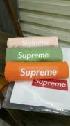 SUPREME シュプリーム tシャツ 偽物 半袖  Tシャツ box logo コットン ピンク グリーン オレンジ レディース メンズ