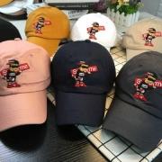 格好いい 17SS シュプリーム帽子 新作コットンキャップ SUPREME コピー商品ボックスロゴハンチングBOX LOGO CAP ブラック 多色可選