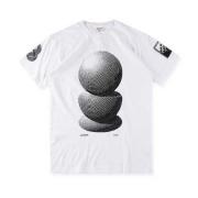 SUPREMEx M.C.Escher シュプリーム マウリッツ・エッシャー コラボ Tシャツ Three Spheres Tee プリント新品 ホワイト ブラック